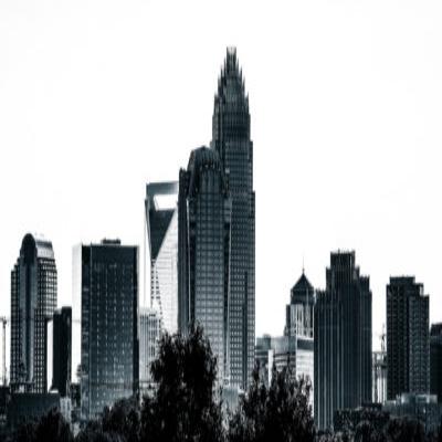 Charlotte Skyline by Jason Walle